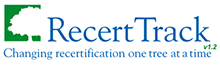 with Recerttrack: Changing recertification one tree at a time.